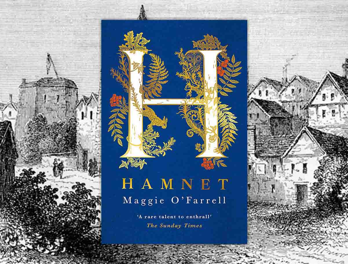 Hamnet book cover