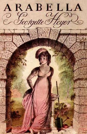 Cover of Arabella by Georgette Heyer