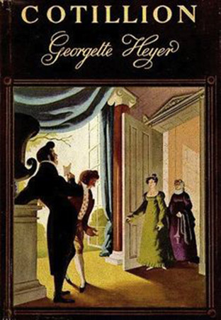 Cover of Cotillion by Georgette Heyer