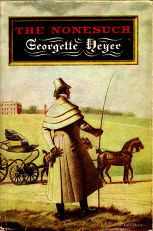 Cover of The Nonesuch by Georgette Heyer