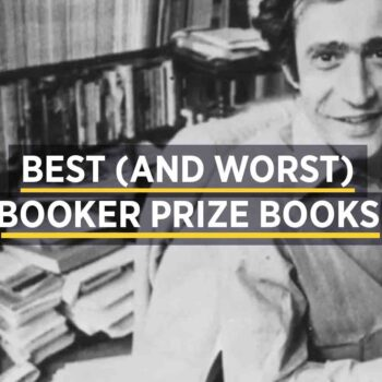 picture of Tom Maschler, founder of The Booker Prize to illustrate article on the best Booker books