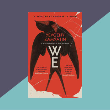 we by Yevgeny Zamyatin cover