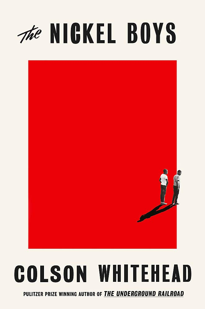 Cover of The Nickel Boys by Colson Whitehead