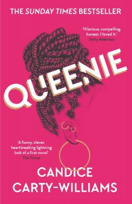 Queenie book cover for article on best lockdown reads