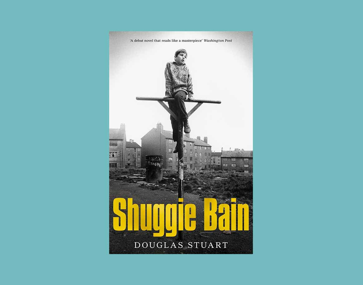 book cover of Shuggie Bain by Douglas Stuart
