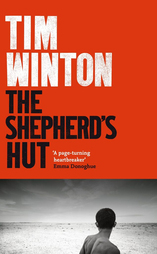 Cover of The Shepherd's Hut by Tim Winton