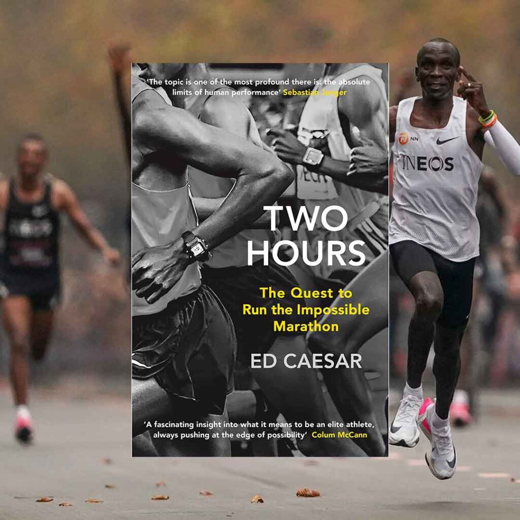 Cover of Two Hours book by Ed Caesar