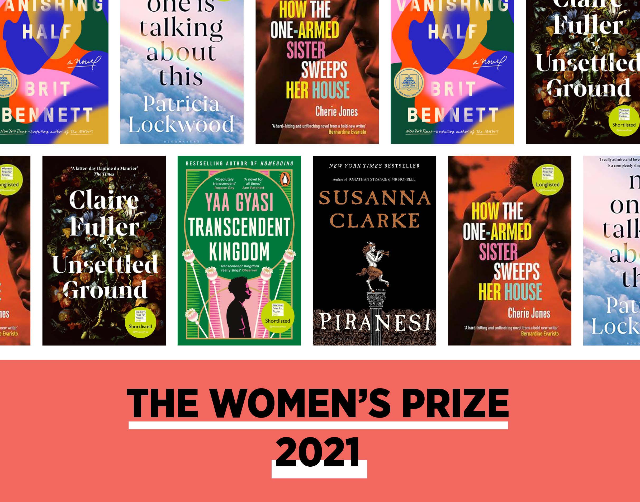 the women's prize shortlist episode