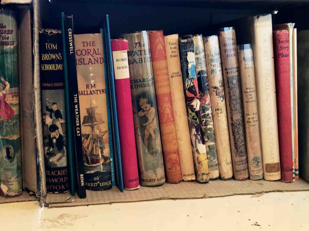 Barnabees Books Westleton