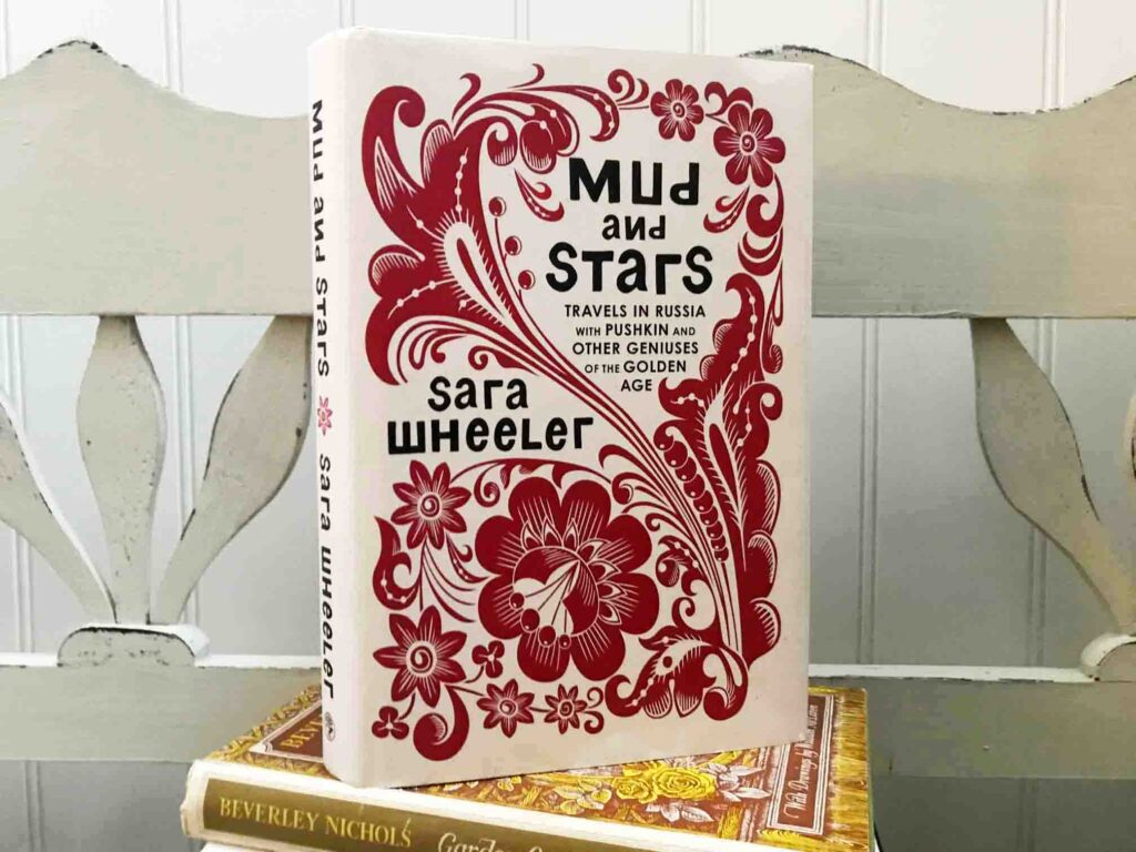 Mud and Stars by Sara Wheeler book cover