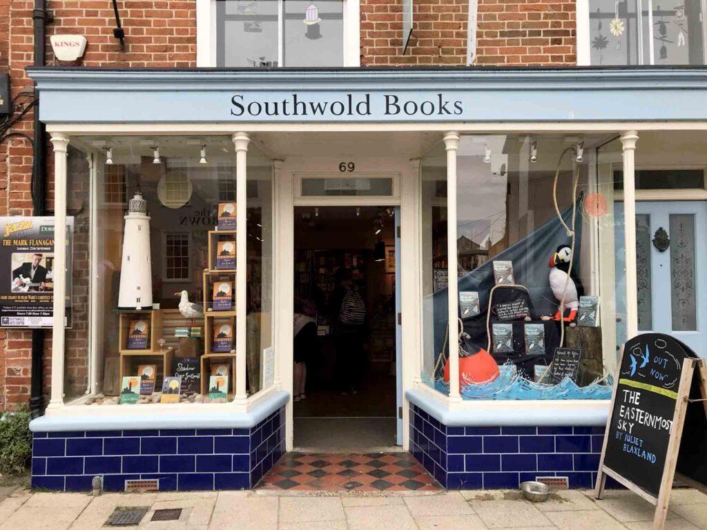 Southwold Books bookshop