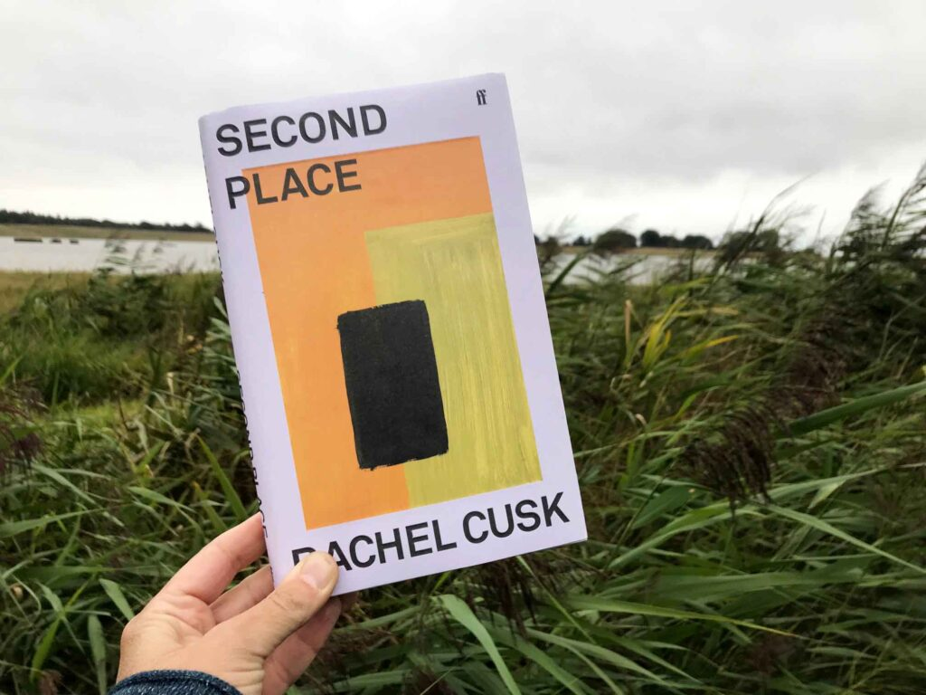 Second Place by Rachel Cusk book cover