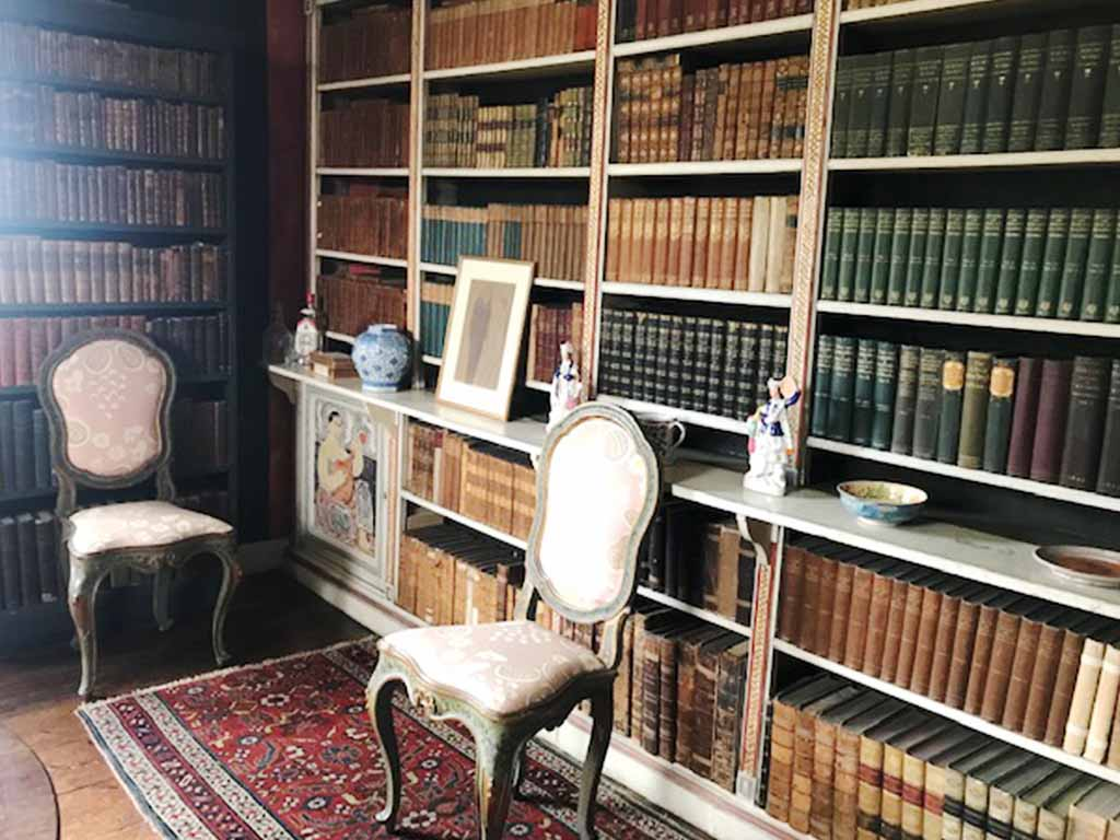 Clive Bell's study