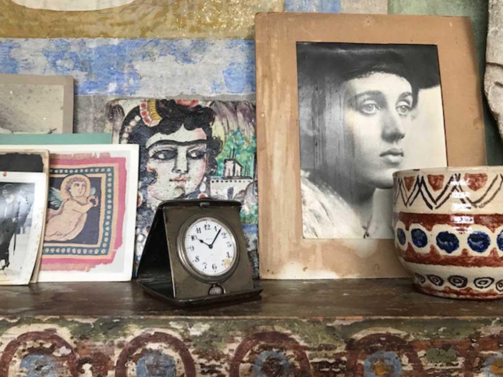 Vanessa Bell's studio Charleston